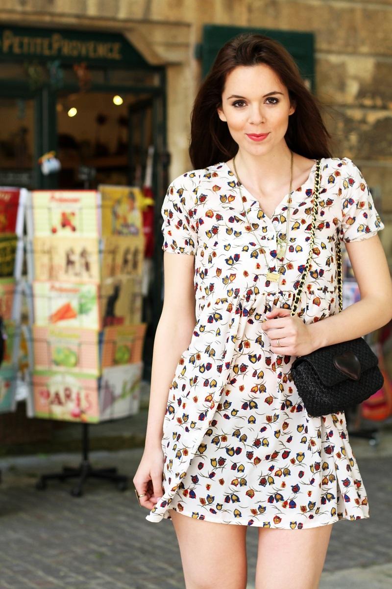 redsoul | aix-en-provence | moschino | borsa moschino |  lolita | fashion blogger | outfit | look | moda | vestito mare | vestito campagnolo | evento bloggers | evento redsoul | irene closet | irene colzi
