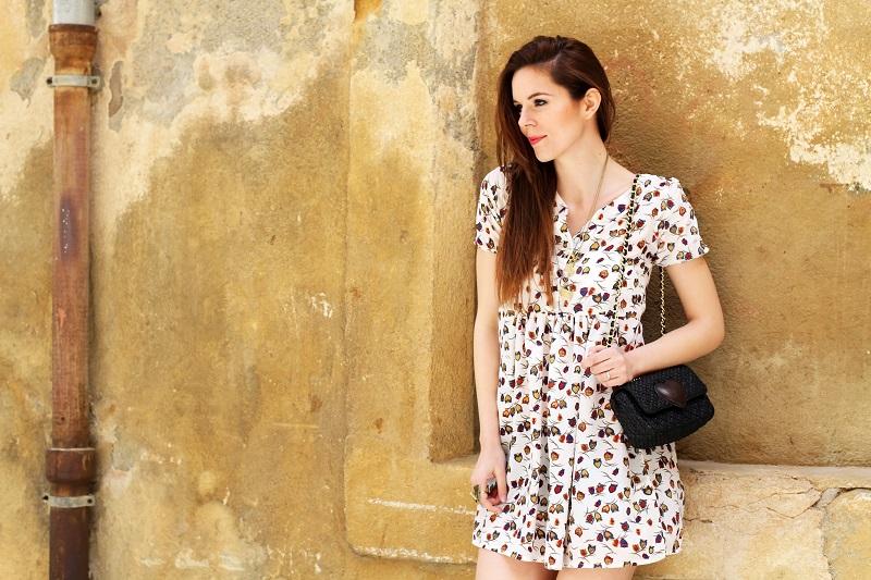 redsoul | aix-en-provence | moschino | borsa moschino |  lolita | fashion blogger | outfit | look | moda | vestito mare | vestito campagnolo | evento bloggers | evento redsoul | irene closet | irene colzi 3