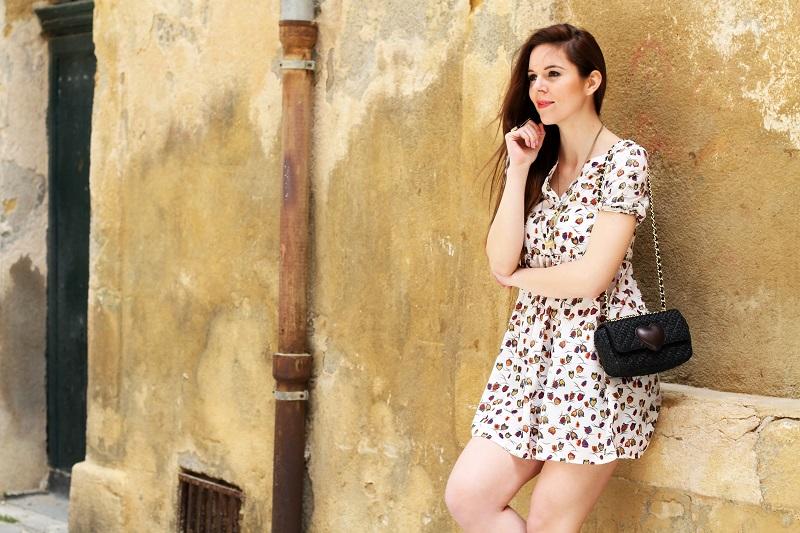 redsoul | aix-en-provence | moschino | borsa moschino |  lolita | fashion blogger | outfit | look | moda | vestito mare | vestito campagnolo | evento bloggers | evento redsoul | irene closet | irene colzi 2
