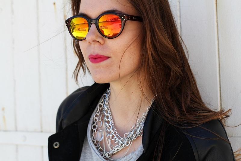 occhiali da sole specchio | mirror sunglasses | occhiali specchiati | spektre 1