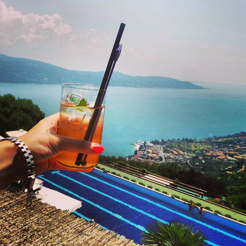 cocktail | lefay resort | lefay | piscina | estate | vacanze | resort lago di garda
