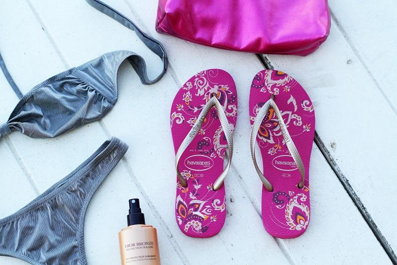 HAVAIANAS | infradito | sandali mare | infradito mare | solare | bikini | borsa spiaggia 1