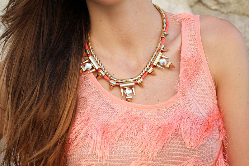 collana   moda   accessori donna  fashion details