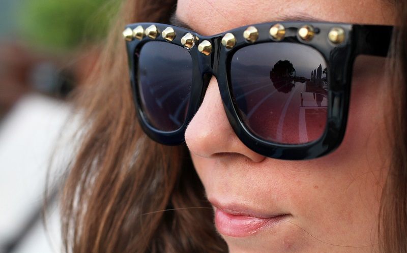 occhiali da sole | occhiali da sole borchie