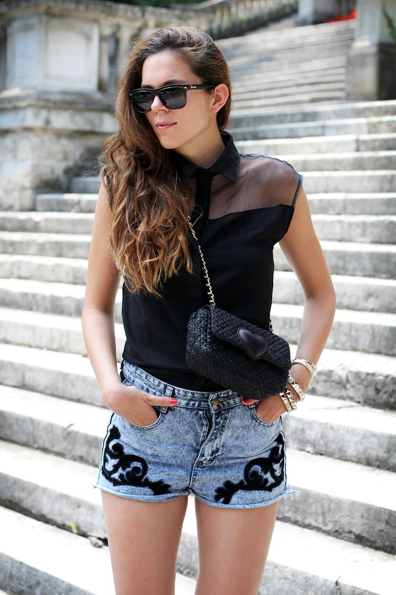 pantaloncini | fashion blogger | fashion | moda | outfit | look | irene colzi | irene closet | shorts jeans | short levis | shorts 4