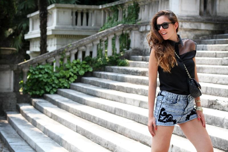 pantaloncini | fashion blogger | fashion | moda | outfit | look | irene colzi | irene closet | shorts jeans | short levis | shorts