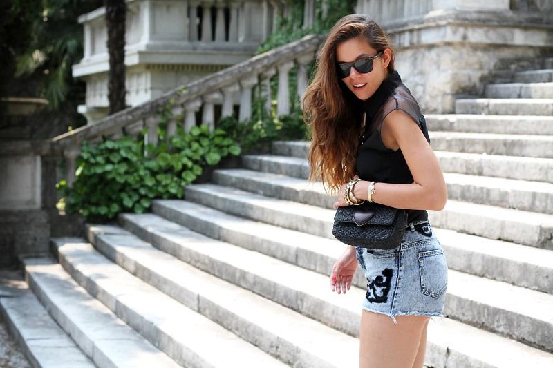 pantaloncini | fashion blogger | fashion | moda | outfit | look | irene colzi | irene closet | shorts jeans | short levis | shorts 2