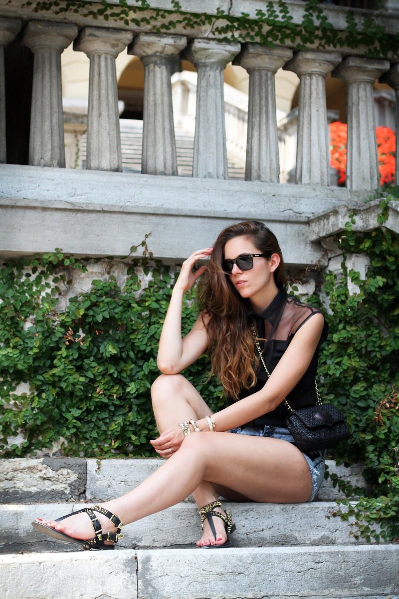 pantaloncini | fashion blogger | fashion | moda | outfit | look | irene colzi | irene closet | shorts jeans | short levis | shorts 3
