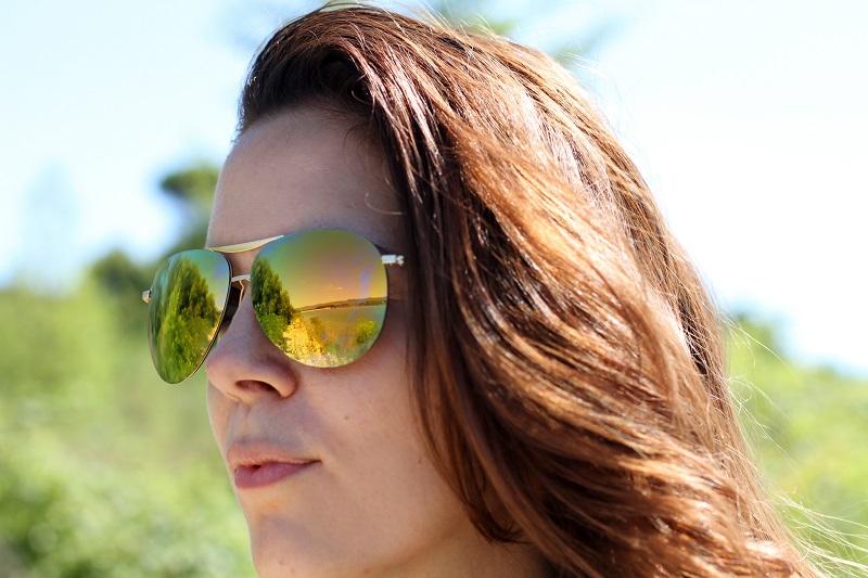 aviator | occhiali da sole | occhiali da sole specchio | occhiali da sole specchiati