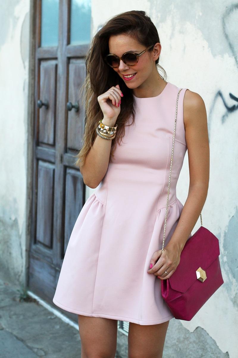 sneakers for cheap ac45d 193bc Vestito rosa confetto.. e qualche altro colore!