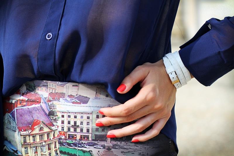 bracciale metro | fashion details | dettagli fasion