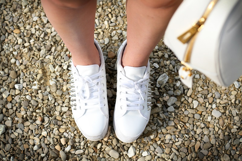 jeffrey campbell | sneakers zeppa