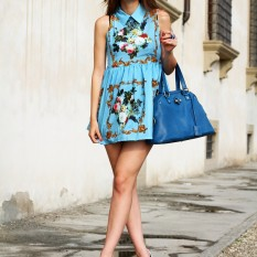 look outfit fashion blogger estate 2013 (8)
