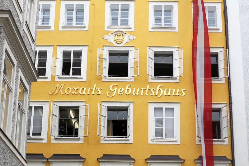 salisburgo | austria | mozart