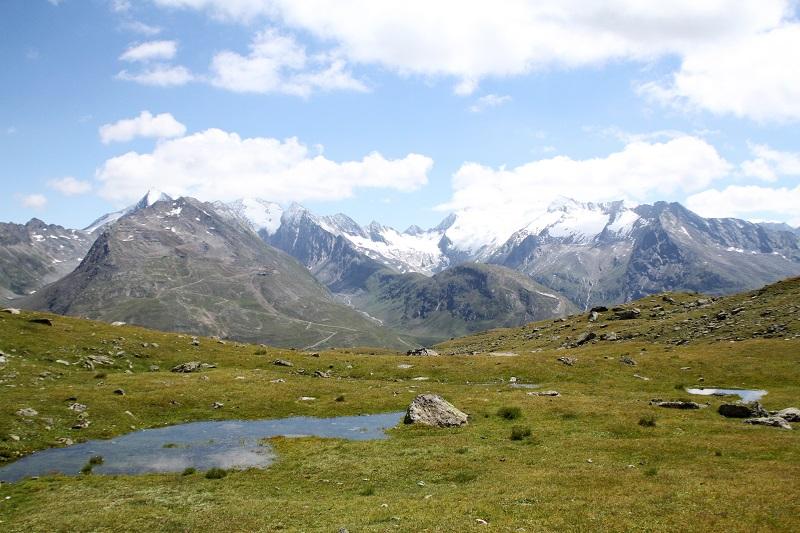 immagini paesaggi | foto paesaggi | montagna estate | solden | tirolo | austria | valle verde | valle otzal 3