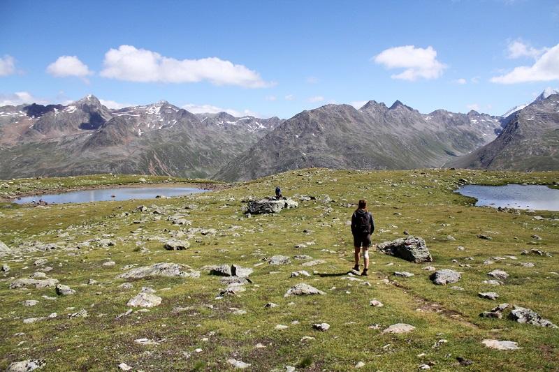 immagini paesaggi | foto paesaggi | montagna estate | solden | tirolo | austria | valle verde | valle otzal 8