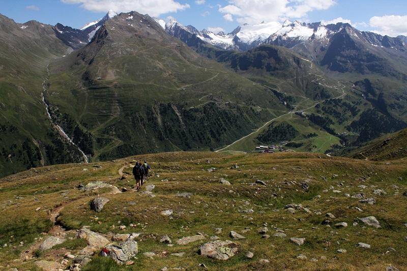 immagini paesaggi | foto paesaggi | montagna estate | solden | tirolo | austria | valle verde | valle otzal 7