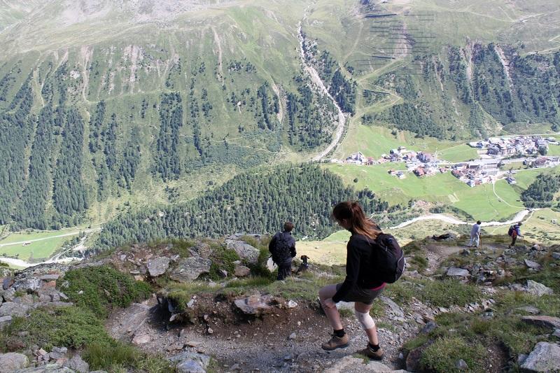 immagini paesaggi | foto paesaggi | montagna estate | solden | tirolo | austria | valle verde | valle otzal 10