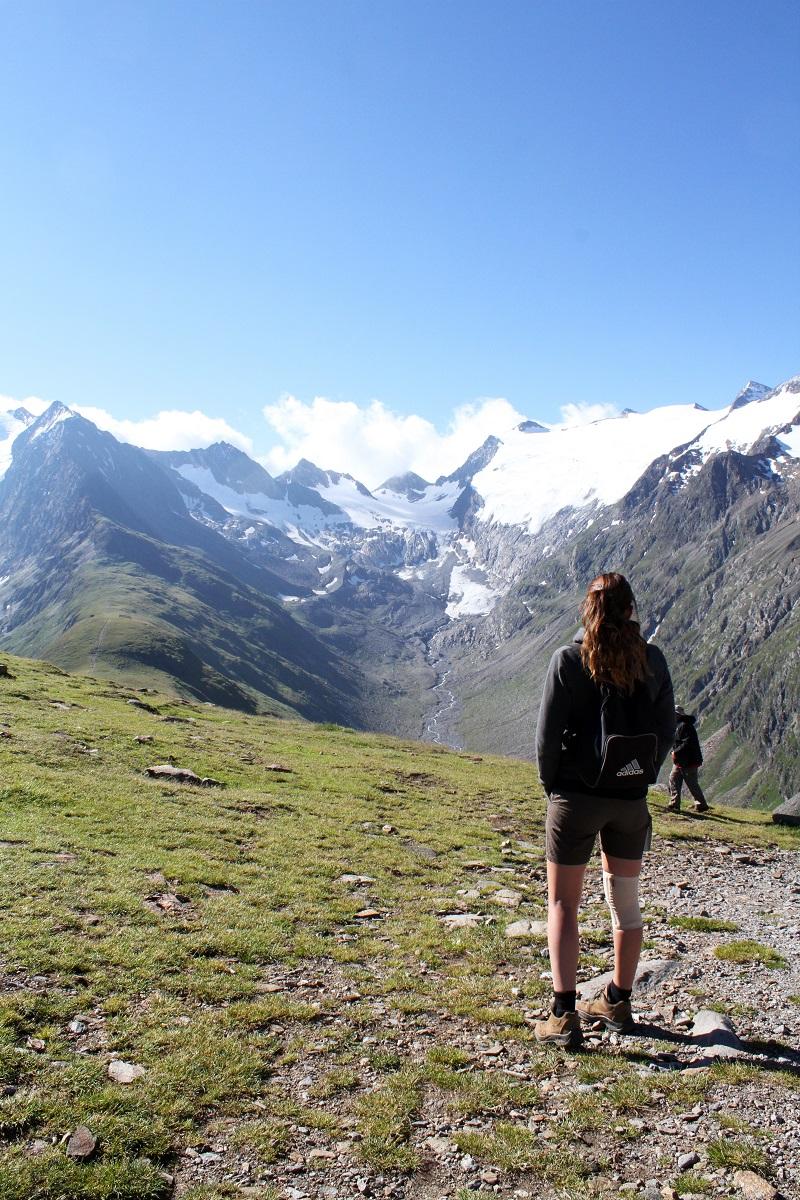 immagini paesaggi | foto paesaggi | montagna estate | solden | tirolo | austria | valle verde | valle otzal12