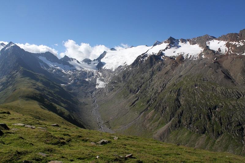 immagini paesaggi | foto paesaggi | montagna estate | solden | tirolo | austria | valle verde | valle otzal 13