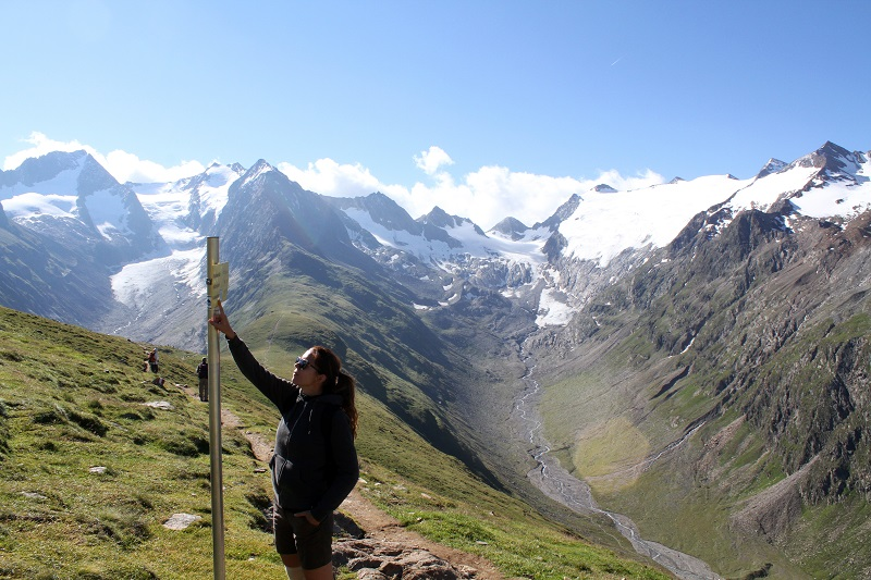 immagini paesaggi | foto paesaggi | montagna estate | solden | tirolo | austria | valle verde | valle otzal 14