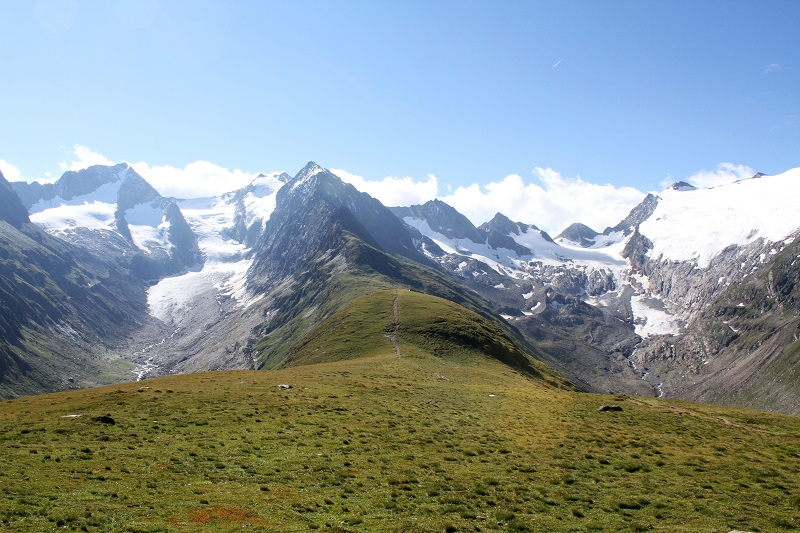 immagini paesaggi | foto paesaggi | montagna estate | solden | tirolo | austria | valle verde | valle otzal 15