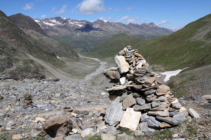 immagini paesaggi | foto paesaggi | montagna estate | solden | tirolo | austria | valle verde | valle otzal 18