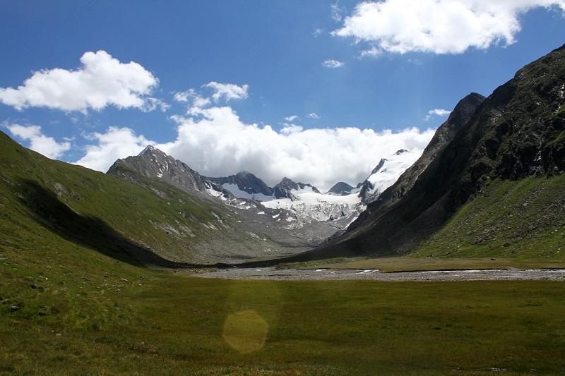 immagini paesaggi | foto paesaggi | montagna estate | solden | tirolo | austria | valle verde | valle otzal 20