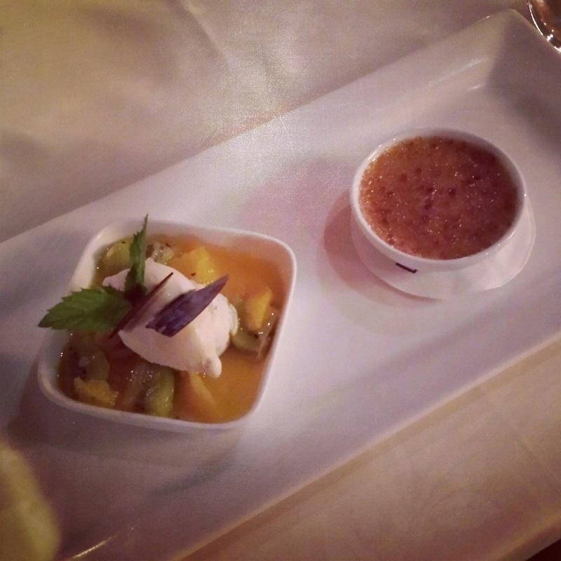 cucina lusso | piatti raffinati | ristorante das central