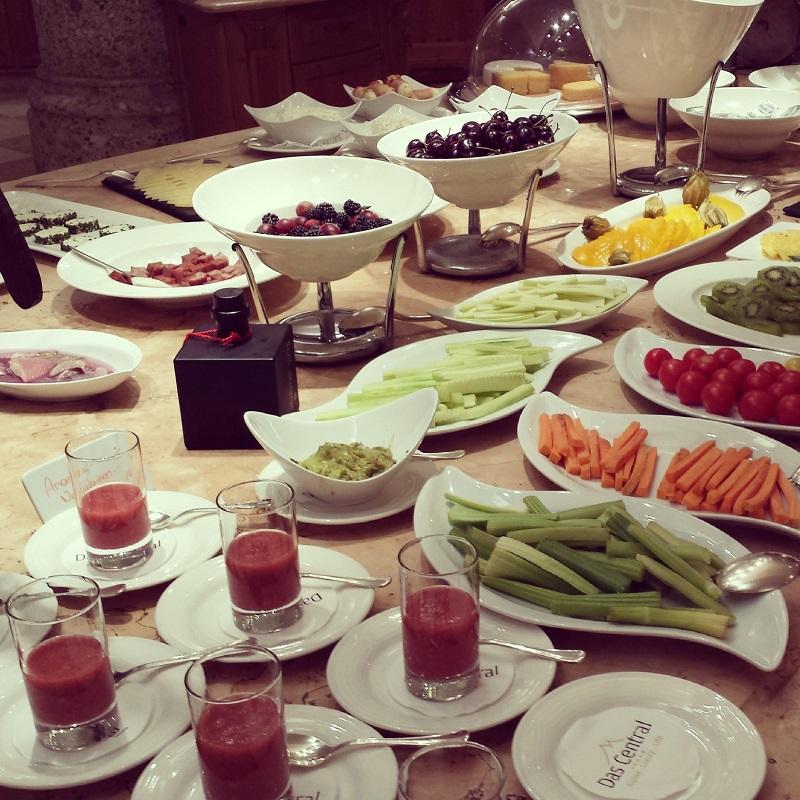 cucina lusso   piatti raffinati   ristorante das central