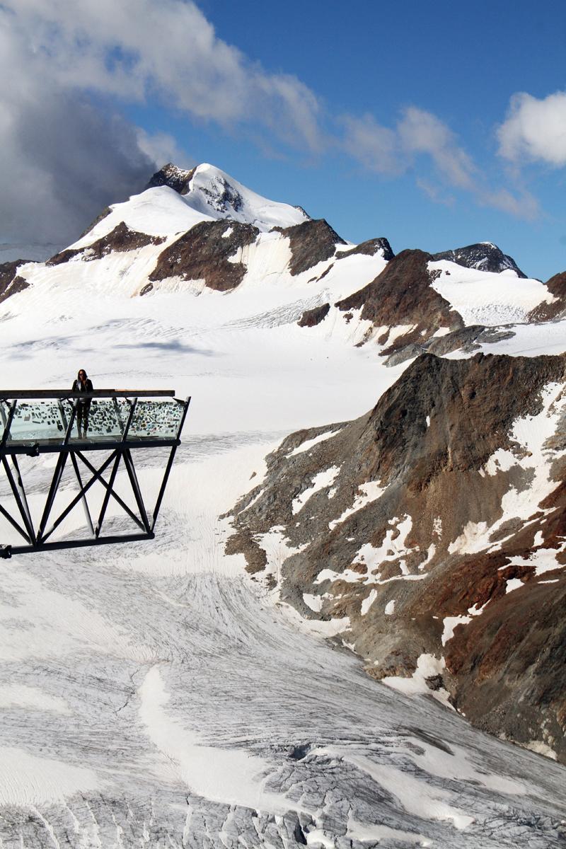 ghiacciaio | ghiacchiaio perenne | austria |  tirolo | solden |  valle otzal | montagna estate