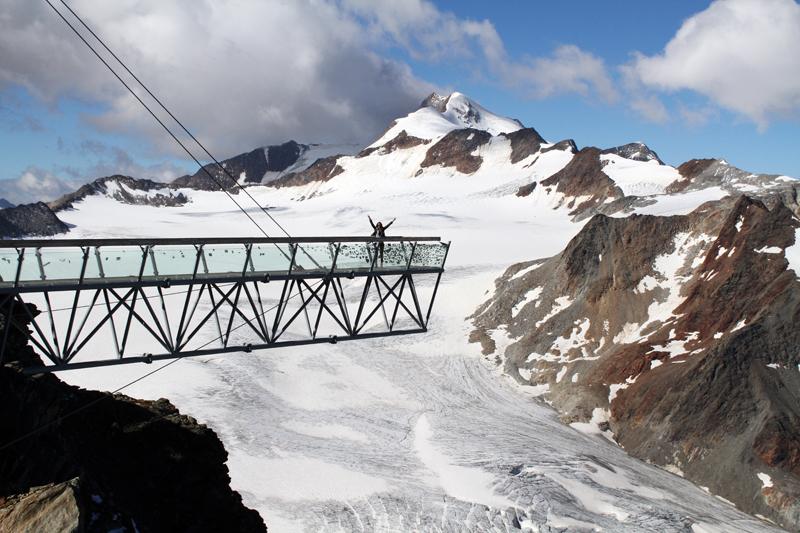 ghiacciaio | ghiacchiaio perenne | austria |  tirolo | solden |  valle otzal | montagna estate2