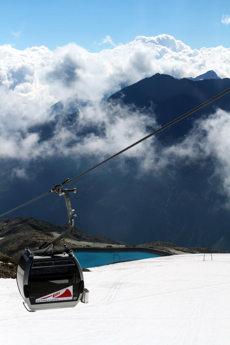 ghiacciaio | ghiacchiaio perenne | austria |  tirolo | solden |  valle otzal | montagna estate 3