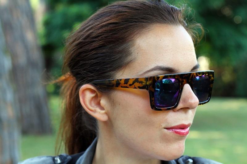 occhiali da sole specchio primark