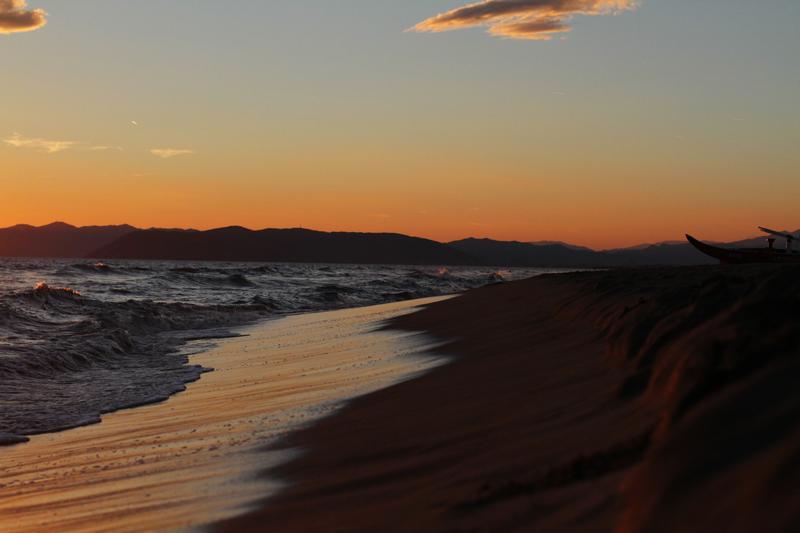 Tramonto | forte dei marmi | versilia | tramonto romantico | tramonto spiaggia | tramonto sul mare