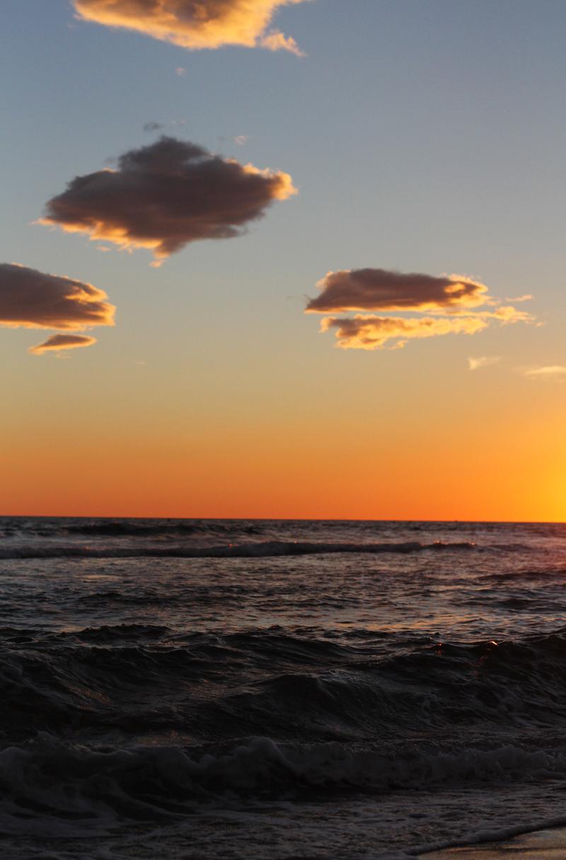 Tramonto | forte dei marmi | versilia | tramonto romantico | tramonto spiaggia 2
