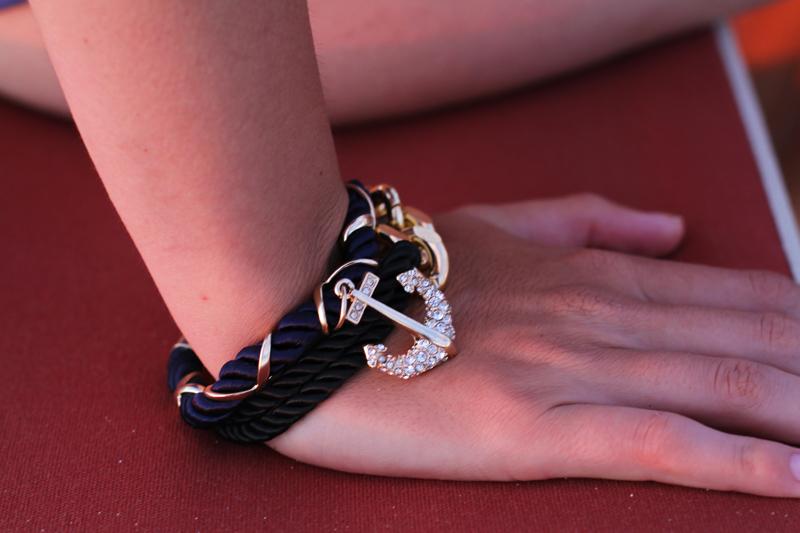 braccialetto ancora