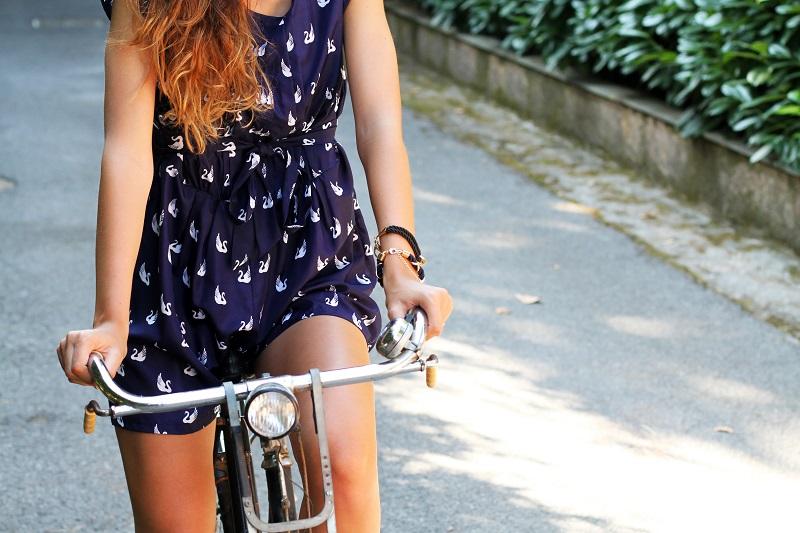 bicicletta graziella | dettagli fashion