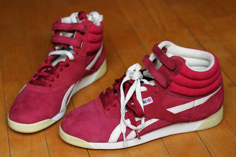 reebok scarpe da ginnastica sneakers