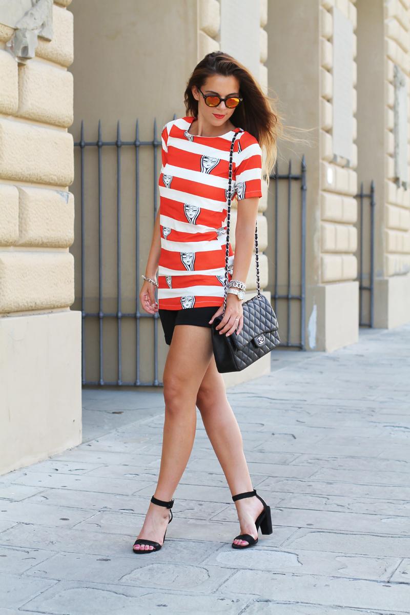 fashion blogger look