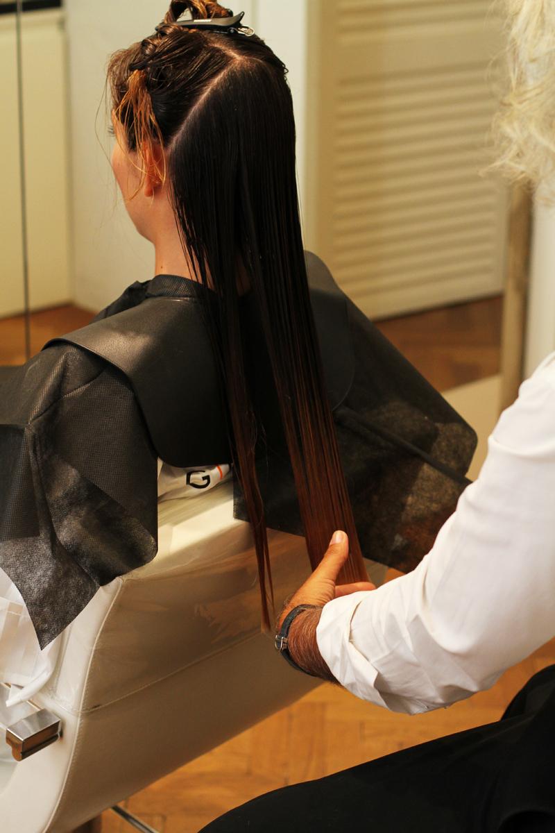 taglio capelli lunghi parrucchiere