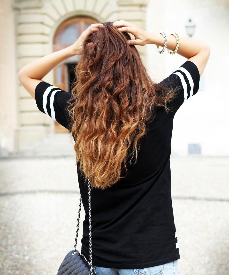 capelli lunghi | shatush |  ombre hair | capelli mossi | cura capelli