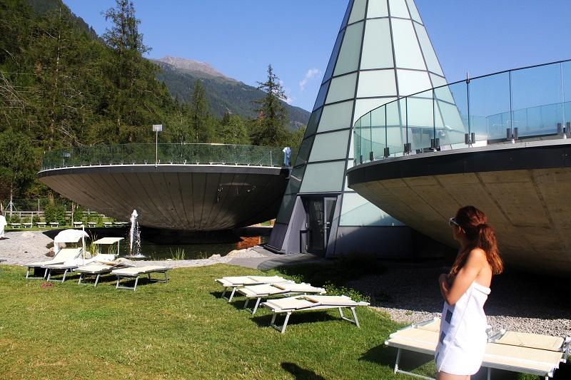 aqua dome | terme austria | centro benessere austria | benessere austria