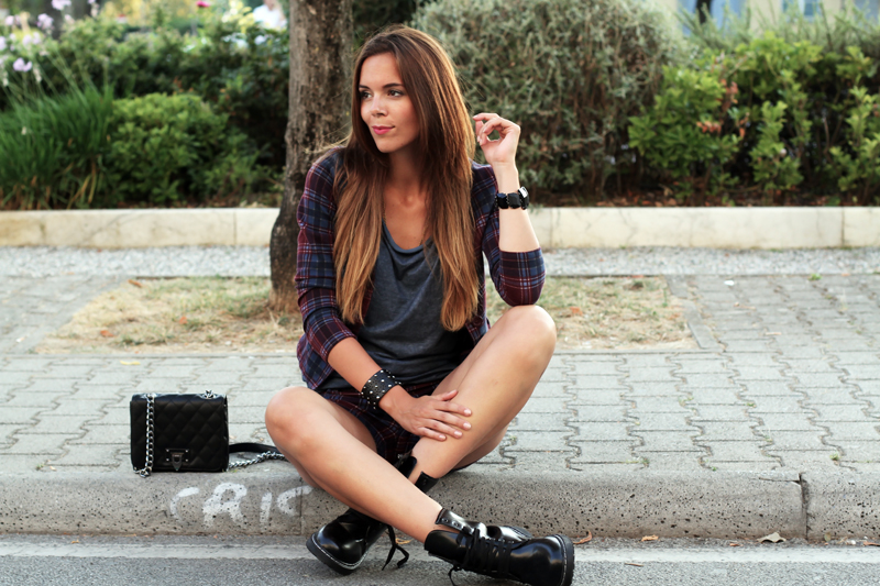 moda autunno inverno 2013 | outfit casual grunge