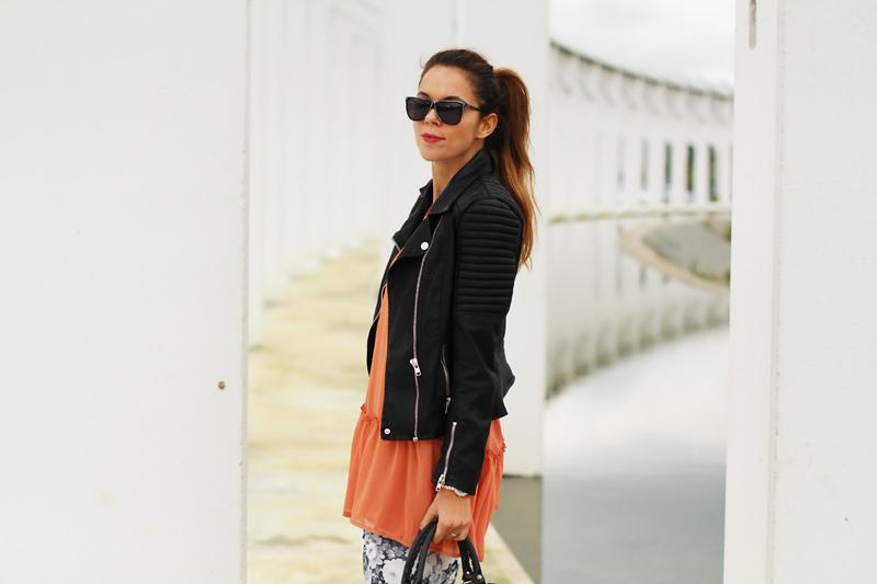 giacca di pelle donna