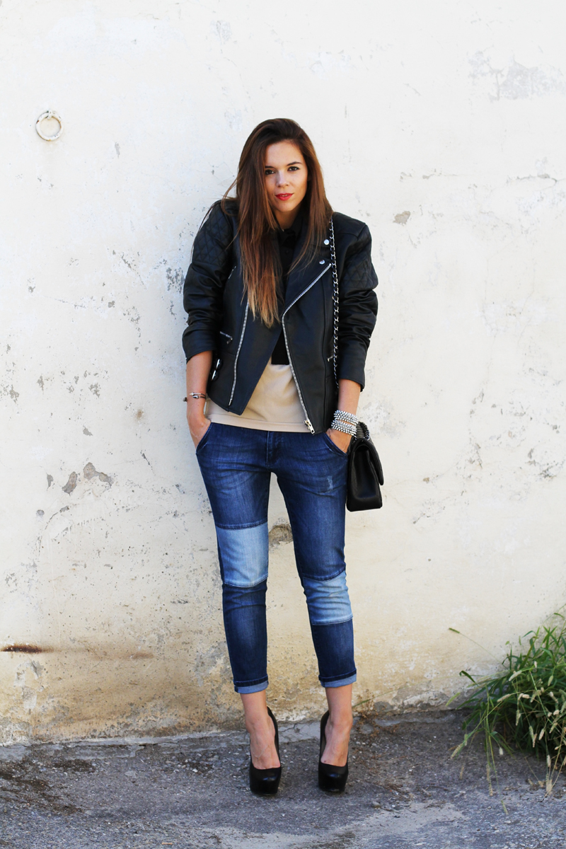 jeans toppe