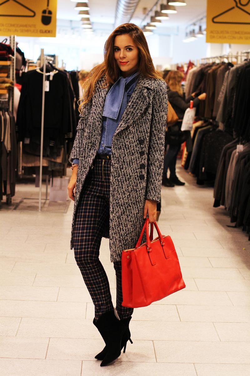 new styles f0bfa 98cbf Diffusione tessile Genova: stylist for a day!