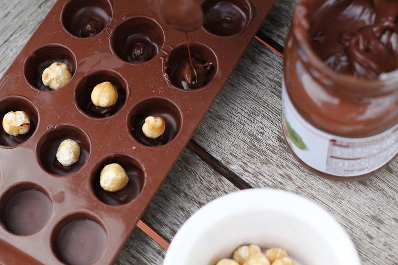 ricetta cioccolatini ripieni
