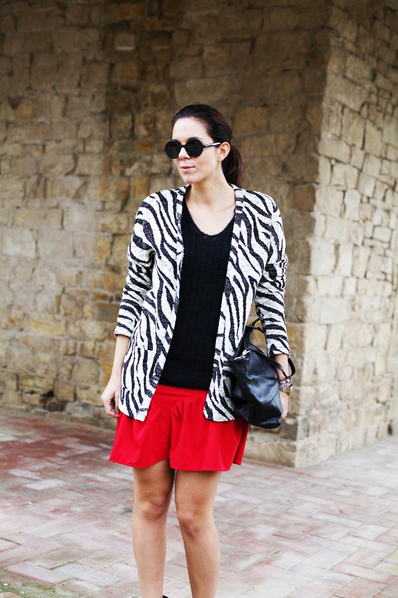 vestiti zebrati