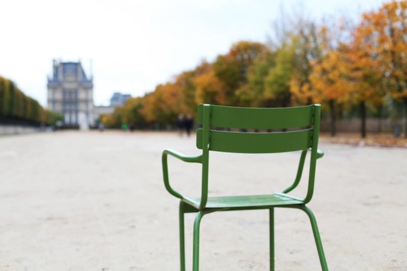 autunno parigi